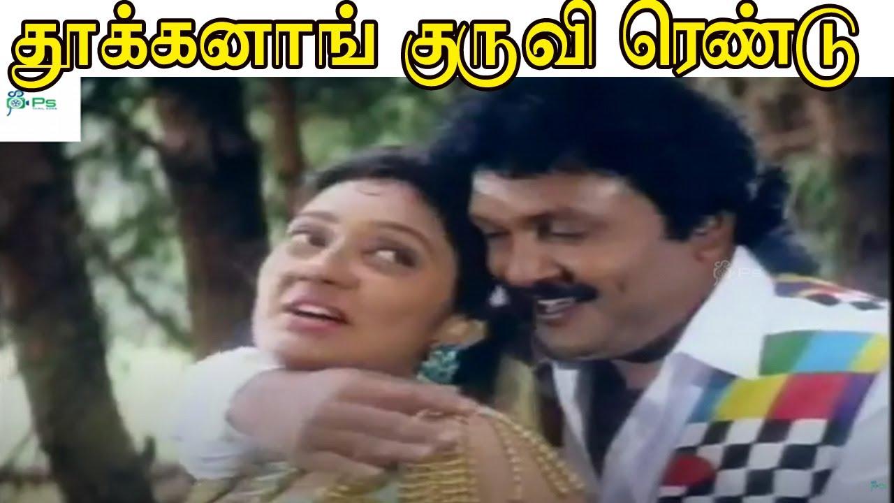 தூக்கனாங் குருவி ரெண்டு தூளியில் ஆடுதம்மா | Thokkanag Kuruvi Rendu | Tamil Love Duet HD Song #SPB