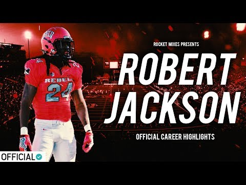 UNLV DB Robert Jackson   Career Highlights