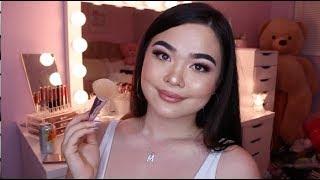 ASMR Doing Your Prom Makeup