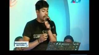 Shyam Nite: Song Oru Madhurakinavin Lahariyil...