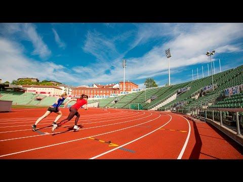 Opplev Oslo - Bislett stadion og Lille Bislett