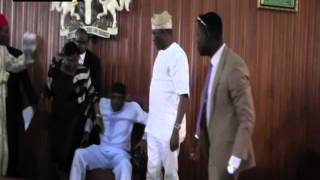 Show of shame in Edo State House of Assembly