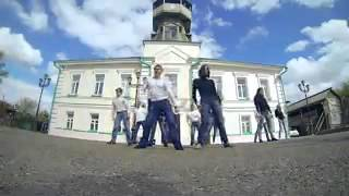 Fleshmob Хастл Томск