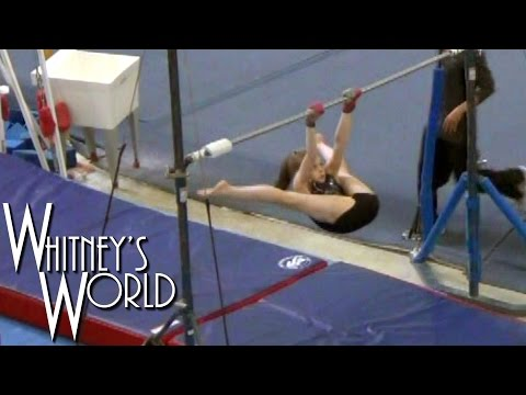 Gymnastics Bars Workout | Stalder Training | Whitney Bjerken