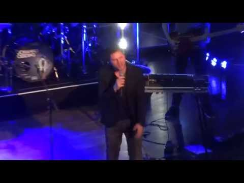 "Johannes Oerding ""Nie wieder Alkohol"" live in Hannover"