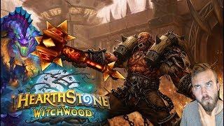 Odd Quest Warrior - Hearthstone Ladder