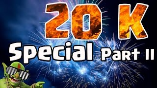 20K Abo Special Stream Teil 2 [Clash of Clans ] DEUTSCH