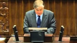 [296/301] Krzysztof Jurgiel: Moje oświadczenie dotyczy zaplanowanych środków na dopłaty do opr..