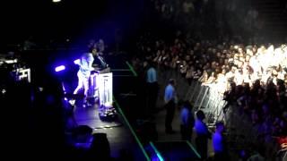 Labrinth- Last time- LIVE (London O2 27/3/12)
