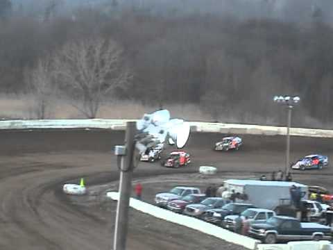 Race of Champions Sportsman Highlights Five Mile Point Speedway