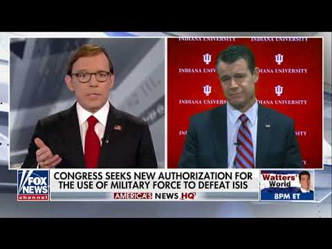 Senator Todd Young: Fox News interview with Eric Shawn on AUMF and Tax Reform
