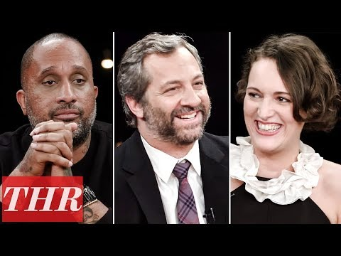 THR Full Comedy Showrunner Roundtable: Judd Apatow, Phoebe Waller-Bridge, Kenya Barris & More!