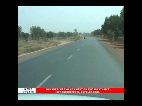 Katsina  Daura Road in Katsina State