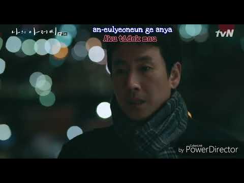 (Lirik + Sub Indo) Jehwi(제휘) - Dear Moon (My Mister(나의 아저씨) OST Part.4)