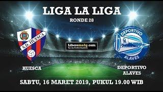 Prediksi dan Tips Bola dari Huesca Vs Deportivo Alaves 16 Maret 2019