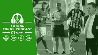 Fotbal fokus podcast: Pomáhají sudí v lize velkým týmům a stojí za problémy Sparty chybějící lídr?