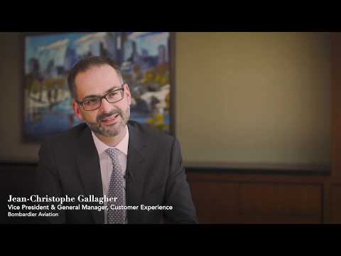 Customer Experience According to Jean-Christophe Gallagher
