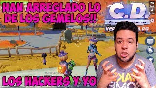 CREATIVE DESTRUCTION: Son Hackers o De Verdad Son Buenos - Esto Solo Me Pasa a Mi