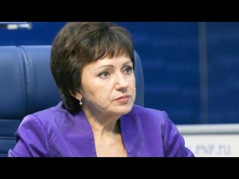 Сенатор Елена Бибикова рассказала о накопительной части пенсии