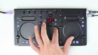 Korg Kaoss DJ Overview / Talk-Through | Bop DJ