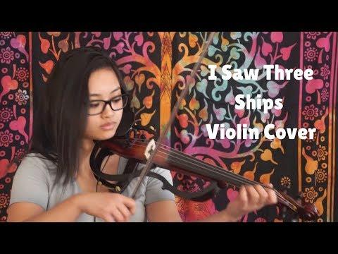 I Saw Three Ships - Lindsey Stirling (Violin Cover)