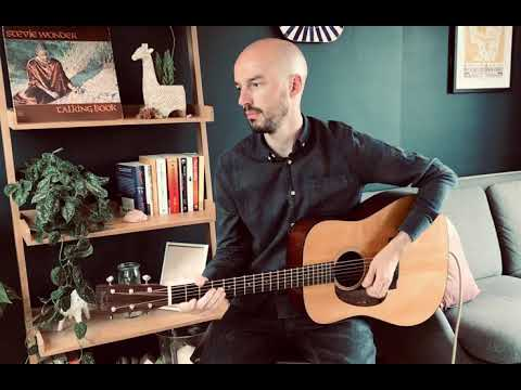 Sir Duke // Stevie Wonder // Acoustic Video