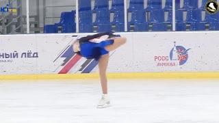 Открытые юношеские соревнования по фигурному катанию на коньках «Медаль для мамы» 28.11
