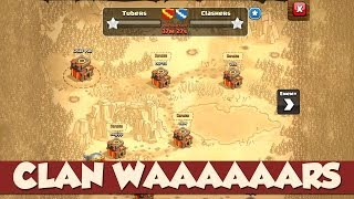 #02[Update April 2014 - Clash of Clans] ♥CLAN WARS ♥ ++erklärung [German/Deutsch]