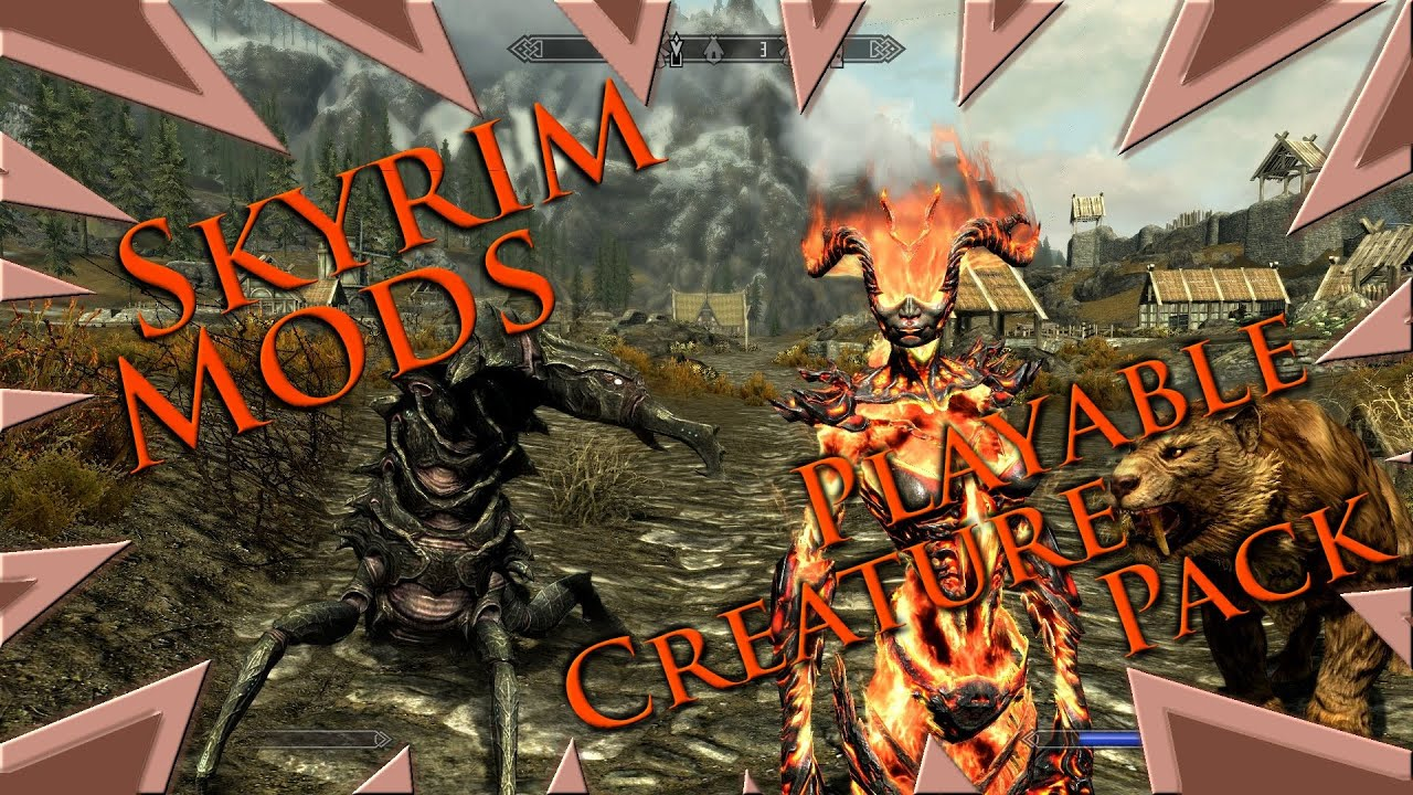 New Skyrim Mod completely transforms the game
