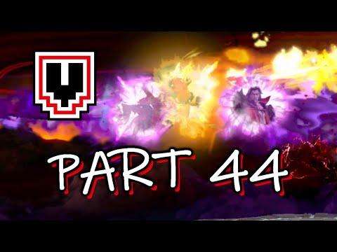 Dark & Light Gauntlet: 6 Bosses In A Row! - SUPER SMASH BROS. ULTIMATE Part 44 (WoL, Hard)  