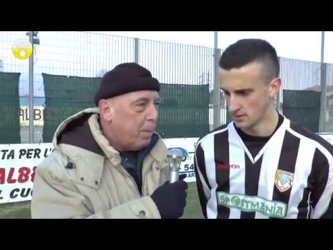 2016.01.24 - Albenga Vs Taggia: 1-0