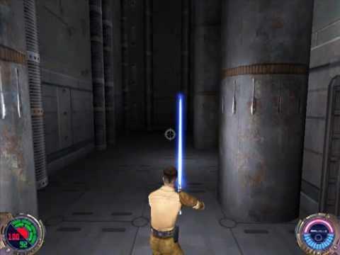 Star Wars Jedi Knight II Jedi Outcast - Part 45 Doomgiver shields |