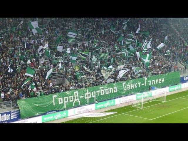 Fcsg Fc Kuban Krasnodar 19092013 Gorod Futbol Sankt Gallen Youtube