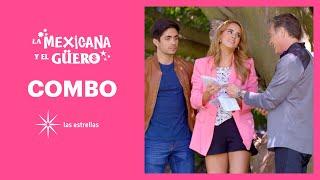La Mexicana y el Güero: ¡Tyler sorprende a Katya y a Diego! | C-70 | Las Estrellas