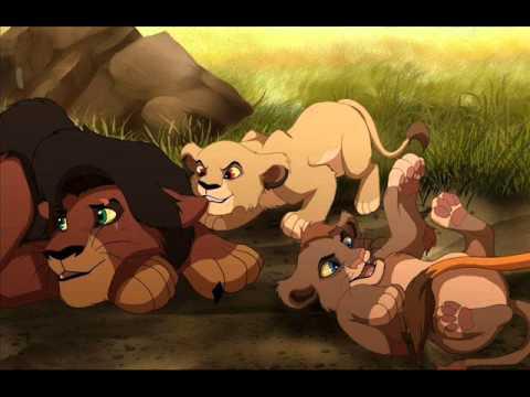 Lion King 2 Kovu And Kiara