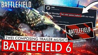 BATTLEFIELD 6 TRAILER MUSIC?! - Reveal THIS Week?! | BATTLEFIELD