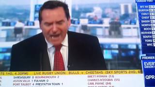 Jeff Steling epic reaction to penalty save