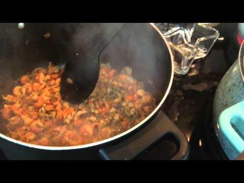 Quick & Easy Crawfish Pasta