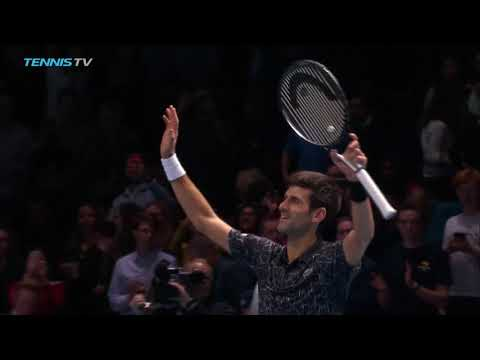 Djokovic beats Cilic as Zverev sets semi-final with Federer   2018 Nitto ATP Finals Highlights Day 6