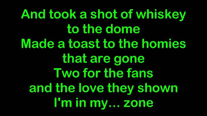 rittz ft mike posner  bob   in my zone hq  lyrics