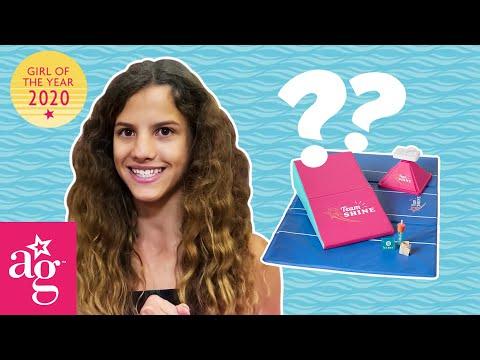 Chloe's American Girl Doll Shows Clue #2 | Girl Of The Year 2020 | American Girl
