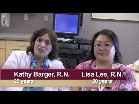 Community Medical Centers Employee Recognition