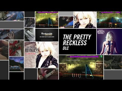 The Pretty Reckless Song Pack - Rocksmith 2014 Edition Remastered DLC