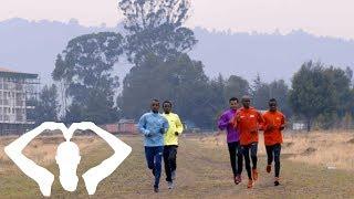 Mo Farah & The Mudane Team Running In Ethiopia | PREVIEW CLIP