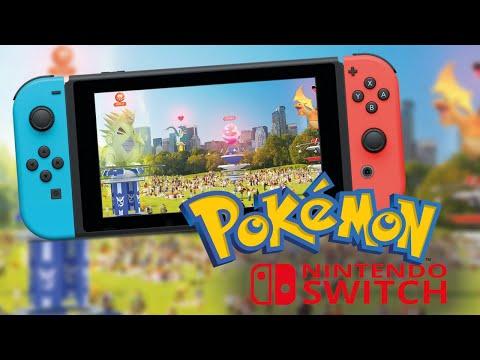 Nintendo Switch Pokémon Game Is A FollowUp To Pokémon Go!?