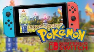 Nintendo Switch Pokémon Game Is A Follow-Up To Pokémon Go!?