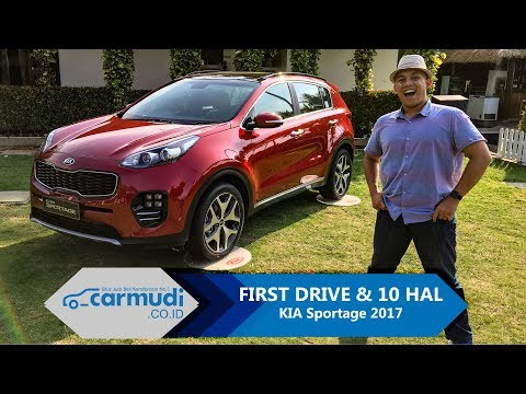 Kia Sportage 2017 Indonesia FIRST DRIVE REVIEW & 10 HAL yang