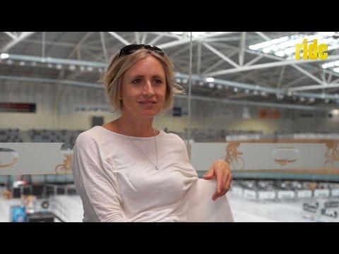 Sarah Ulmer interview – a cycling life after racing