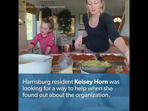 Hometown Hero: Lasagna Love