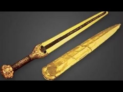 Military of ancient Egypt: Egyptian Weapons - Discovery History Documentary